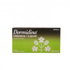 Dormidina Valeriana/Lupulo (30 Cápsulas Blandas) - Esteve