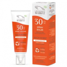 Spray Solar Cara Y Cuerpo Spf30 100Ml. Bio