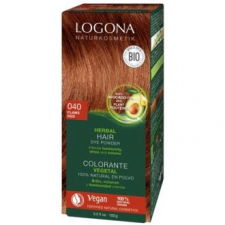 Colorante Vegetal Cobre Intenso 040 100Gr.