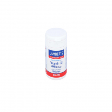 Vitamina D3 400Ui 120 Tabletas Lamberts
