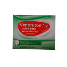 Venoruton (1 G 30 Sobres Polvo) - Novartis