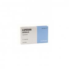 Loperan (2 Mg 10 Cápsulas) - Chiesi