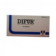 Difur (120 Mg 24 Cápsulas) - IFC