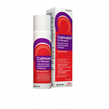Calmatel (33.28 Mg/Ml Aerosol Topico 100 Ml) - Almirall
