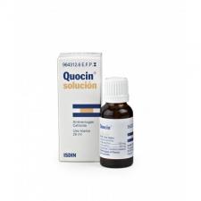 Quocin (Solucion Topica 20 Ml) - Isdin