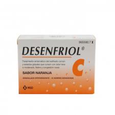 Desenfriol C (10 Sobres) - Bayer