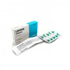 Loperan (2 Mg 20 Cápsulas)