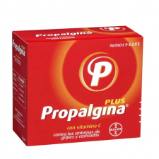 Propalgina Plus (10 Sobres) - Bayer