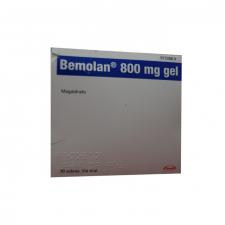 Bemolan (800 Mg Gel 30 Sobres) - Varios