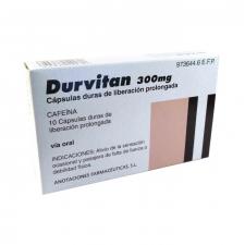 Durvitan Retard (300 Mg 10 Capsulas Liberacion Prolongada) - Varios