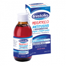 Inistolin Pediatrico Antitusivo Descongestivo (2/6 Mg/Ml Jarabe 120 Ml) - Johnson & Johnson