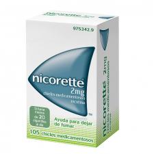Nicorette (2 Mg 105 Chicles) - Johnson & Johnson