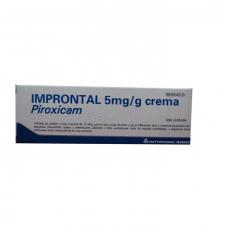 Improntal Crema (5 Mg/G Crema 60 G) - Rottapharm