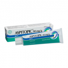 Aspitopic (50 Mg/G Gel Topico 60 G) - Bayer