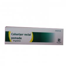 Cohortan Rectal (Pomada Rectal 30 G) - Varios