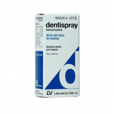 Dentispray (50 Mg/Ml Aerosol Bucal Solucion 5 Ml) - Laboratorios Viñas