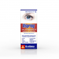 Vispring (0.5 Mg/Ml Colirio 1 Frasco Solucion 10 Ml) - Johnson & Johnson