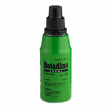 Betadine Bucal (10% Solucion Topica 125 Ml) - Meda