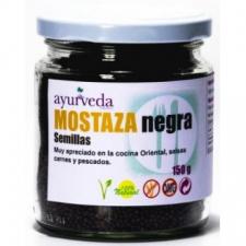 Mostaza Negra Semillas 150Gr.