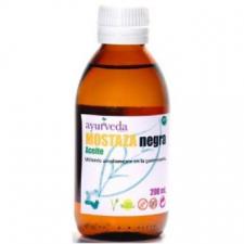 Aceite De Mostaza Negra 200Ml.