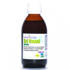 Aceite De Sri Gopal 200Ml.