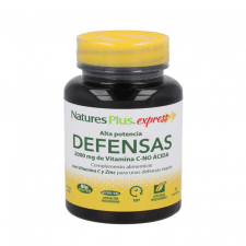 Express Defensas 30 Comp Natures Plus
