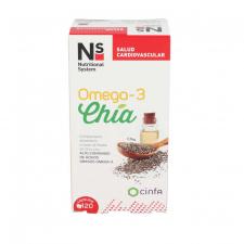 Ns Omega3 Chia 120 Caps