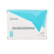 Homeosor Obesidad Abdominal 10 Ampollas