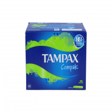 Tampones Tampax Compak Super 22 U.