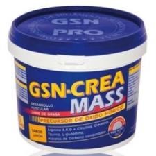 Gsn Crea-Mass Sabor Naranja 2Kg.