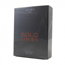 Solo Loewe Eau De Toilette Spray 125 Ml