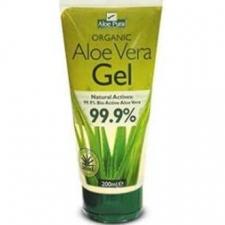 Gel De Aloe Vera Para La Piel 200Gr