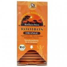 Infusion Africana Rooibos Naranja Filtros