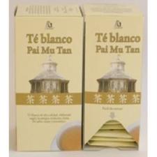 Te Blanco Pai Mu Tan 20Filtros