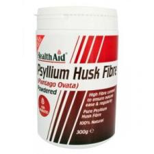 Fibra De Cascara Psyllium 300Gr. Health Aid
