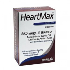 Heartmax 60Cap. Health Aid