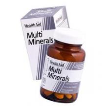 Multiminerales 30Comp. Health Aid