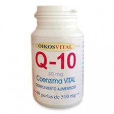 Coenzima Q10 30Mg. 60Perlas