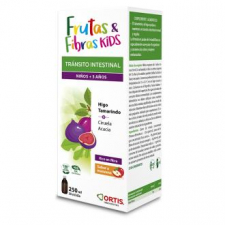 Fruta Y Fibra Kids Jarabe 250Ml.