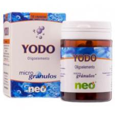 Yodo Microgranulos 50 Cápsulas Neovital