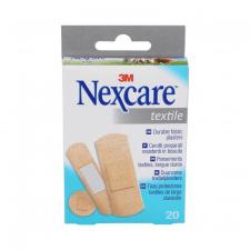 Nexcare Textile Strips 20 Surtidas