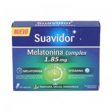 Suavidor Melatonina Complex 30 Comp