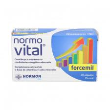Normovital Forcemil40 Capsulas
