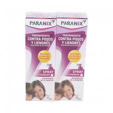Paranix Pack Spray 2 Uds 50%