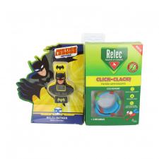 Relec Pulsera Mosq Click-Clack Batman Inf
