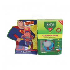 Relec Pulsera Mosq Click-Clack Superman Inf