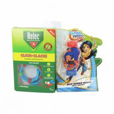 Relec Pulsera Mosq Click-Clack Wonder Woman Inf