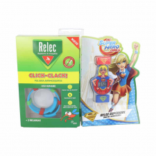 Relec Pulsera Mosq Click-Clack Super Girl Inf