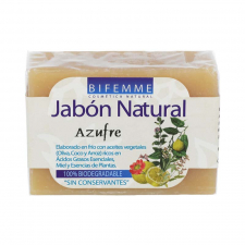 Ynsadiet Jabon De Azufre (Zolfo) 100Gr Biofemme
