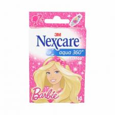 Tiritas Inf Nexcare Barbie 27X57Mm 14U